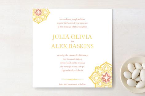 Julia Wedding Invitations