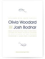 Olivia Wedding Invitations