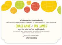 Summer Lanterns Wedding Invitations