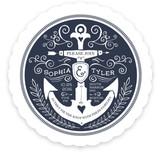 Anchor Tattoo Love