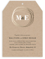 The Big Day Wedding Invitations