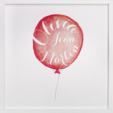 Calligraphy Balloon