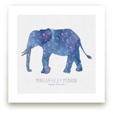 Little Painted Elephant by Melissa Kelman