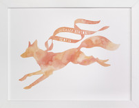 Red Fox Ribbon