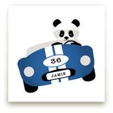 Speedway Panda by Kampai Designs