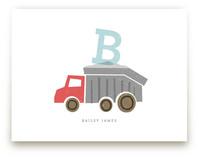 Alphabet truck by Stacey Meacham