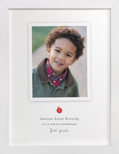 school days Children's Custom Photo Art Print