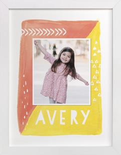 Freshen Up Children's Custom Photo Art Print