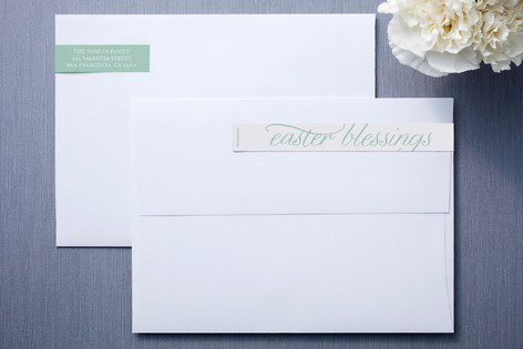 Simply Blessings Skinnywrap™ Address Labels