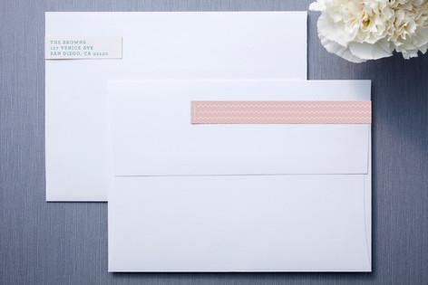 Lovely Skinnywrap™ Address Labels