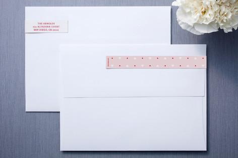 Be Mine Skinnywrap™ Address Labels