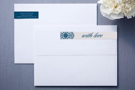 Ornamental Skinnywrap™ Address Labels
