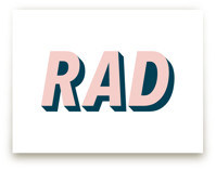Be Rad by Christine Sullivan Houlihan