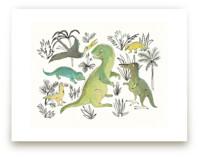 Catisaurus by Catilustre