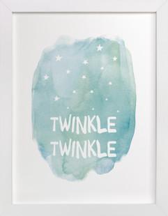 Twinkle Twinkle Children's Art Print