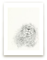 Happy Lion by Christy Sheehan