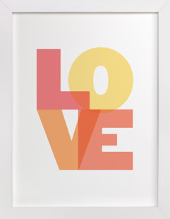 Love Children's Art Print
