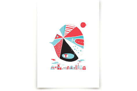 Glink Glunk Art Prints