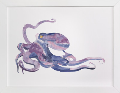 il Polipo Children's Art Print
