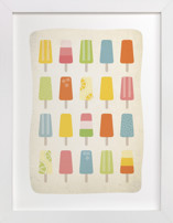 Summer of Popsicles