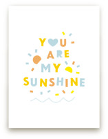Sunshine Letters by Ariel Rutland