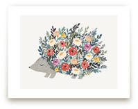 Porcupine Bloom by Afton Harding