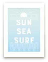 Seaside Vibes by Lisa McLean