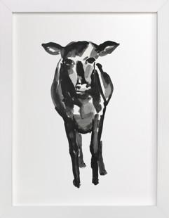 Gazing Children's Art Print