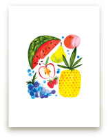 Fruit Family by Patrice Horvath