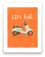 Let's Ride by Stacy Kron