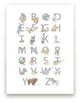 The Animalphabet by Genevra Bell