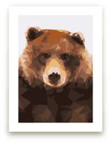 Poly Bear by Calais A Le Coq