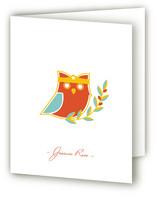 Super Hero Owl by Jessica Rose of Rosehaus