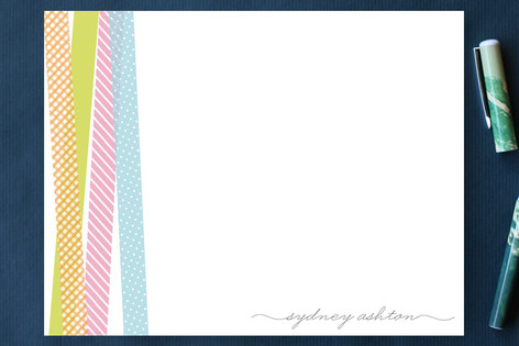 Washi Sorbet Children's Stationery