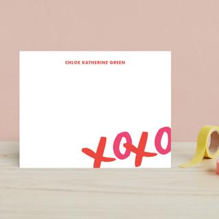 XOXO Children's Stationery