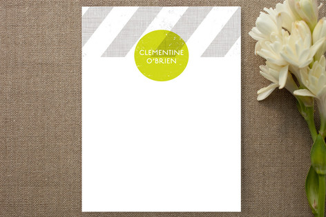 Fresh Squeezed Children's Stationery