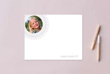 Joyful Bursts Children's Stationery