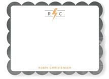 Lightning Monogram