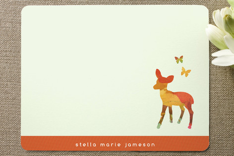 Deer You Children's Stationery