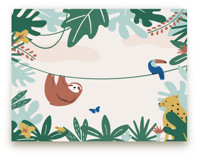 Jungle Life by Laura Wentzel