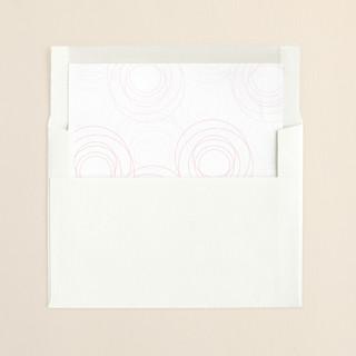 Circles of Love Slip-In Envelope Liners
