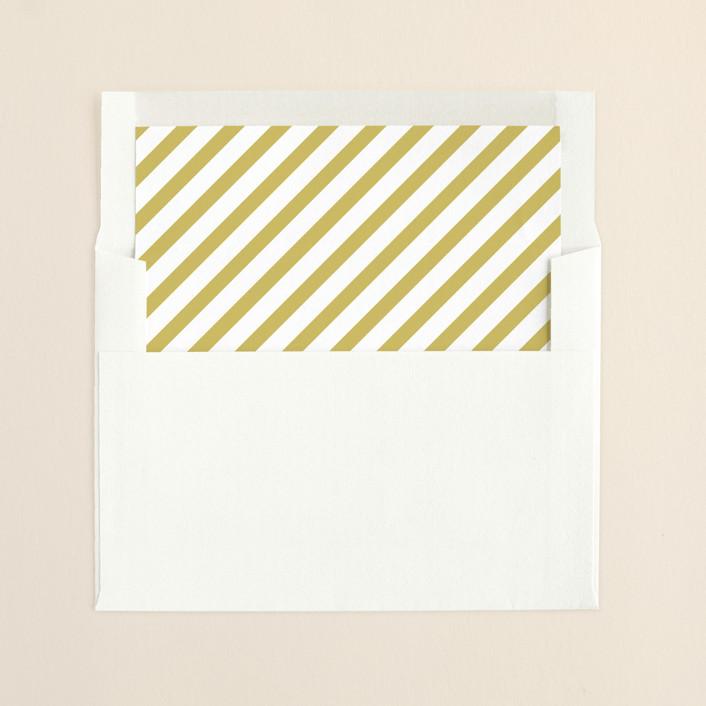 """Modern Classic"" - Modern Slip-in Envelope Liners in Golden Bear by annie clark."