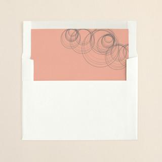 Intricate Slip-In Envelope Liners