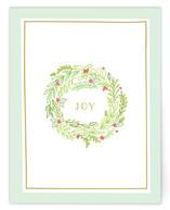 Winter Joy Wreath by Ariel Rutland