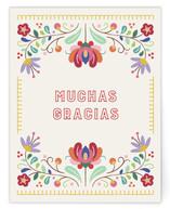 Fiesta Florals Muchas Gracias