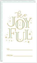 Joy Filled Mini Cards
