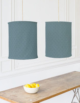 dotted saya Self Launch Chandelier Lampshades