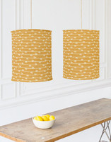 The Happy Couple-1 Self Launch Chandelier Lampshades
