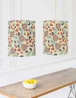 Spring is near Self Launch Chandelier Lampshades