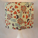 Spring is near Self Launch Drum Lampshades